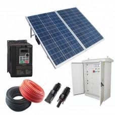 Tarımsal Sulama Paketi -7,5 Hp/5.5 KW Pompa Gücü