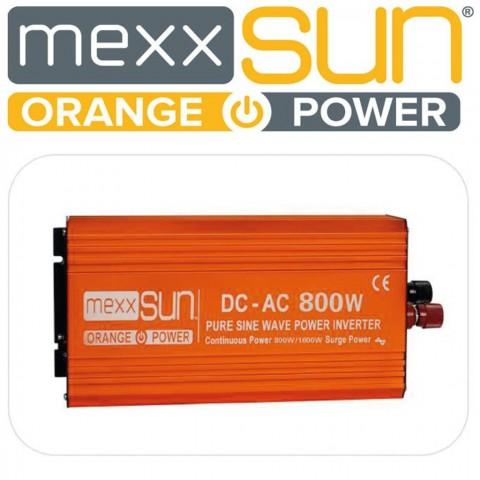 Mexxsun 1000 VA 800 W Akıllı İnverter