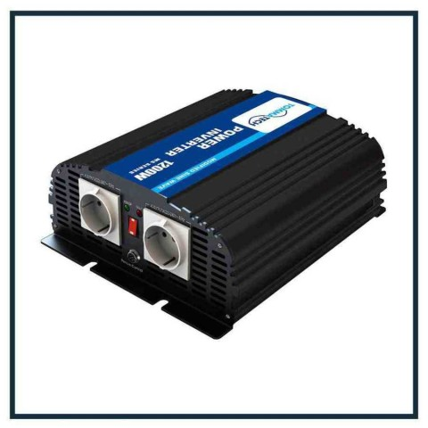 Tommatech MS1200-12V Modifiyesinüs 12V-1200W