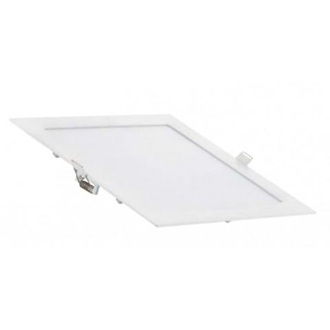 Forlife FL-2041K B 18W Kare Slim Kasa LED Panel Armatür Beyaz