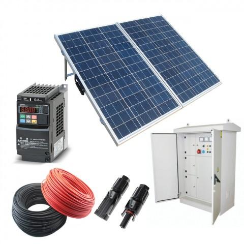 Tarımsal Sulama Paketi -5,5 Hp/4 KW Pompa Gücü