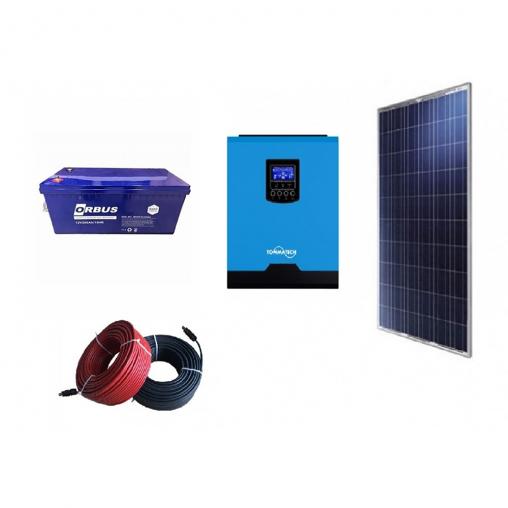 Ata / 2 Kw Solar Paket Sistem