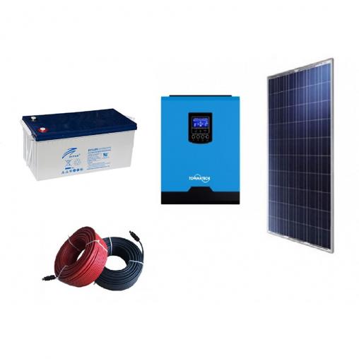Ata / 1 Kw Solar Paket Sistem