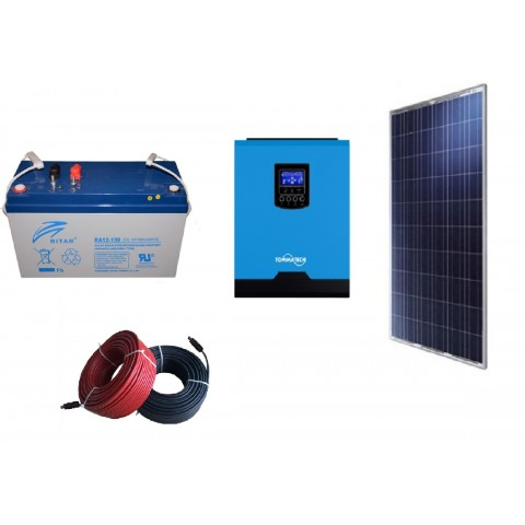 Solar Paket Sistem 2 KW