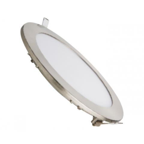Forlife FL-2041 18W Yuvarlak Slim Kasa LED Panel Armatürleri Gün Işığı