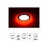 """Forlife Fl-2055p 4+2w 2,5"""" Çift Renkli Led Panel Armatür Kırmızı Işıklı"""
