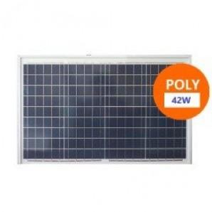 42w Polykristal Güneş Panelİ