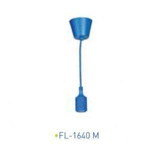 Forlife FL-1640M Dekoratif Mavi Tij Duy