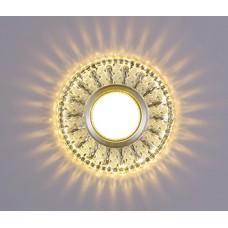 """Forlife FL-1824 5W 2,5"""" Dekoratif Cam Spotlar Beyaz"""
