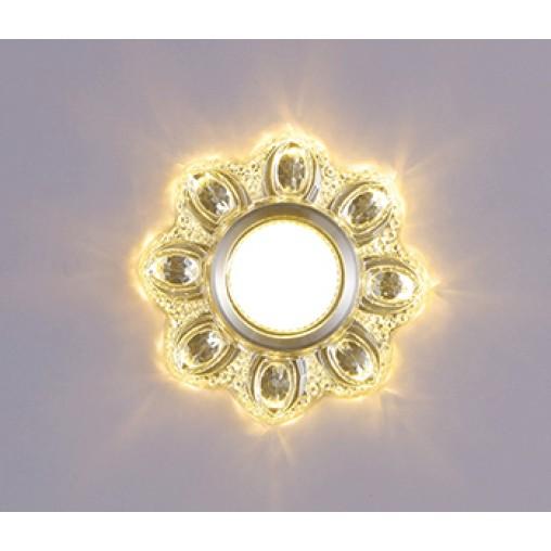 """Forlife Fl-1825 5w 2,5"""" Dekoratif Cam Spotlar Beyaz"""