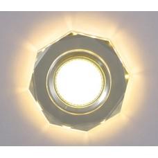 """Forlife FL-1829 5W 2,5"""" Dekoratif Cam Spotlar Beyaz-Günışığı"""