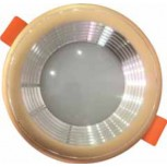 Forlife FL-2060 B 5W Mix LED Panel Armatür Gold