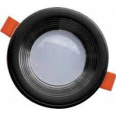 Forlife FL-2060 B 5W Mix LED Panel Armatür Siyah