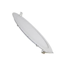 Forlife FL-2039 6W Yuvarlak Slim Kasa LED Panel Armatürleri Naturel