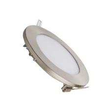 Forlife FL-2039S 6W Yuvarlak Slim Kasa LED Panel Armatürleri Gün Işığı