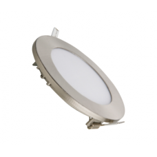 Forlife FL-2039S 6W Yuvarlak Slim Kasa LED Panel Armatürleri Beyaz